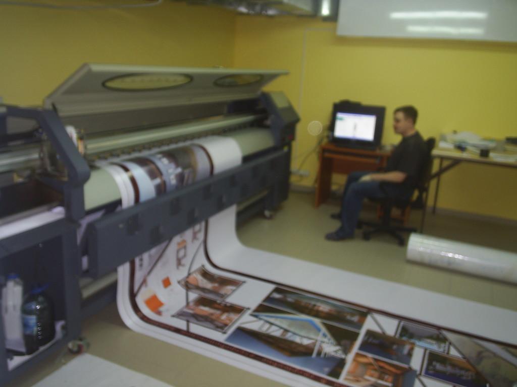 интерьерная печать
